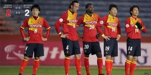 AFCチャンピオンズリーグ2012第1戦:名古屋グランパスvs城南一和