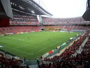 2012 J1 第18節 ホーム仙台戦(トヨスタ)
