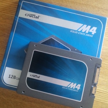 SSD買いました