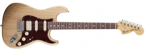 FSR American Special Stratocaster HSS Ash (Natural, Rosewood)