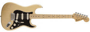 FSR American Special Stratocaster Ash (Vintage Blonde,Maple)