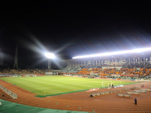 2012/11/07 J1 第31節 ホームFC東京戦(瑞穂)