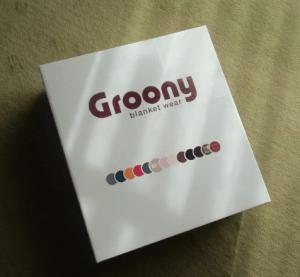 Groony着る毛布