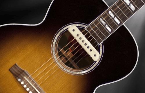 アコースティックギター用ピックアップ