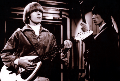 Voxといえばブライアンのビワギター(笑)