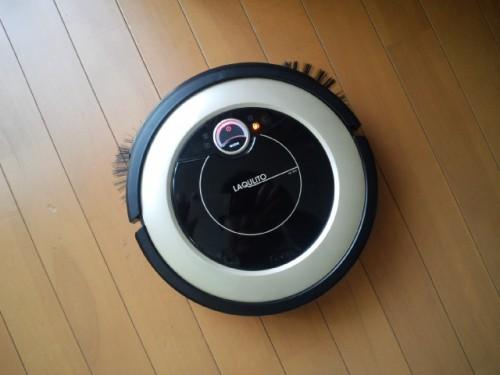 ついに我が家もロボットデビュー