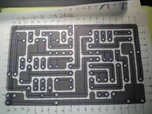 しっかりとした回路図を書くことが重要