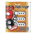 Fender mod shop SCN strut pickupsについての調査