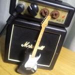LM386を使ったミニギターアンプの製作(動画あり )