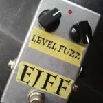 エリック・ジョンソンFuzz Faceを製作(自作エフェクター)
