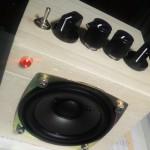 ミニギターアンプの製作その4【完成】(TA7368使用ミニアンプ)動画あり