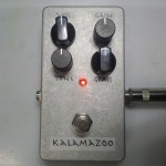 カラマズーver2の製作(自作エフェクター)
