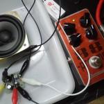 ミニギターアンプの製作その2【プリアンプの検討】(TA7368使用ミニアンプ)