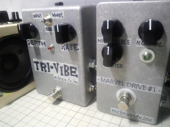 TRI-VIBE / MARVEL DRIVE