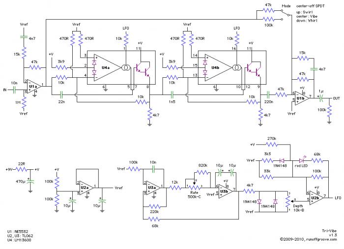 tri-vibe回路図