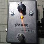 MXR Phase90の製作(自作エフェクター)