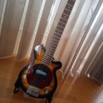 ピグノーズ・ギターを購入(修理編)