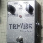 Tri-Vibeの製作(自作エフェクター)