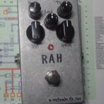 Catalinbread RAHの製作(自作エフェクター)