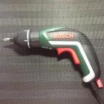 ボッシュ(BOSCH)の電動ドライバーIXO