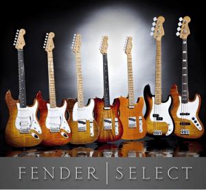 Fender Selectシリーズ