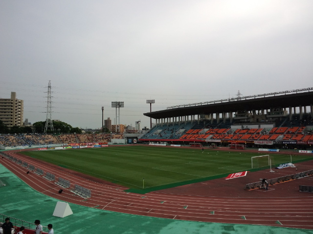2012 J1 第15節 ホーム磐田戦(瑞穂)