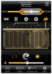 ヤマハから耳コピ用のiPhoneアプリ