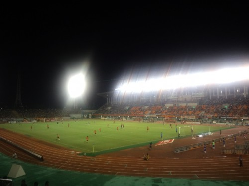 2012/09/22  J1 第25節 ホーム広島戦(瑞穂)