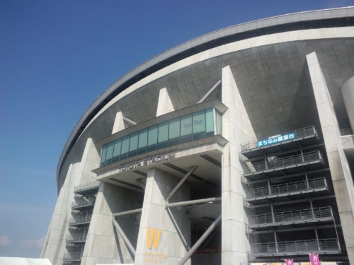 2012/10/27  J1 第30節 ホーム横浜FM戦(豊田)