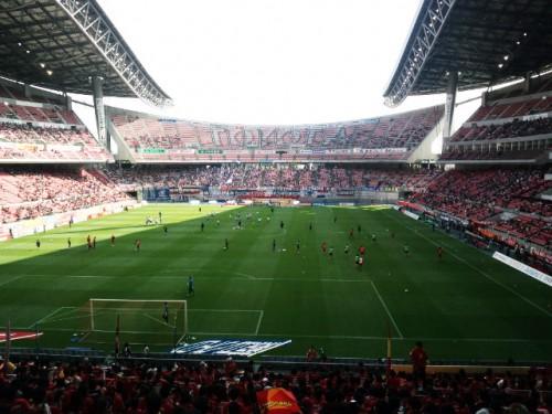 2012/10/27  J1 第30節 ホーム横浜FM戦