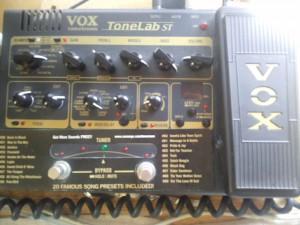 Vox Tonelab ST