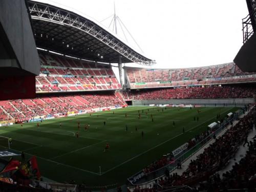 2014/04/12  J07節 ホーム浦和戦