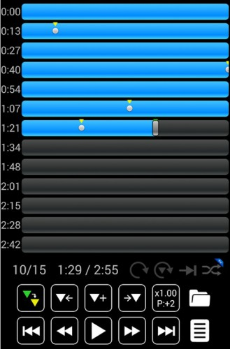 Audipo (音楽プレーヤー 倍速再生 耳コピ リスニング - Google Play の Android アプリ