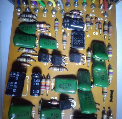 BOSS SD-1 seriai 0400(ET5212-510A)