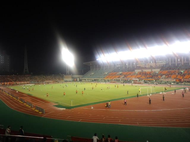 第94回(2014年)天皇杯 準々決勝 名古屋 vs 清水戦(瑞穂)