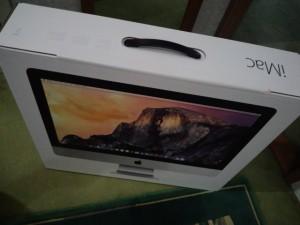 iMac購入