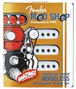 FENDER ( フェンダー ) / SCN Noiseless Strat Pickups Set White