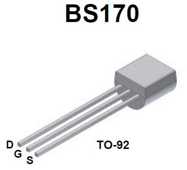 BS170の足